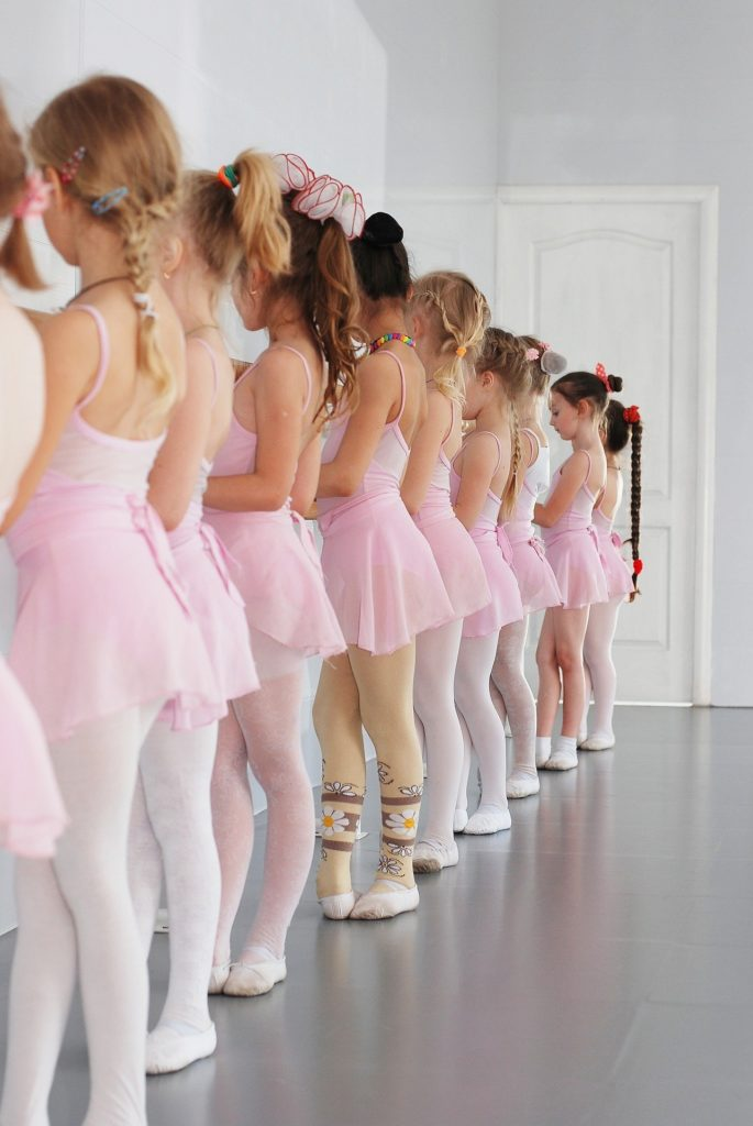 Danse classique débutants 9-13 ans